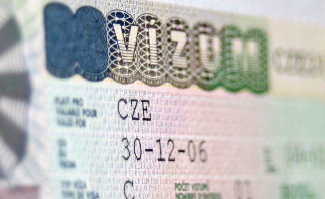 Шенгенская виза в Чехию: самостоятельно собираем все документы за 2 часа