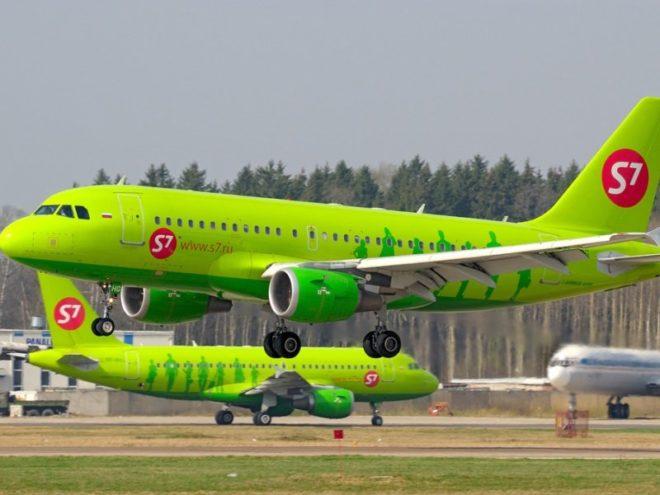 Авиакомпания S7 Airlines и ее флот