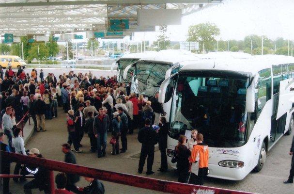 Автобусы Intercars
