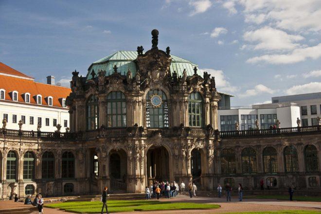 Музеи Дрездена