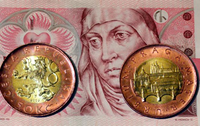 Чешские пятьдесят крон