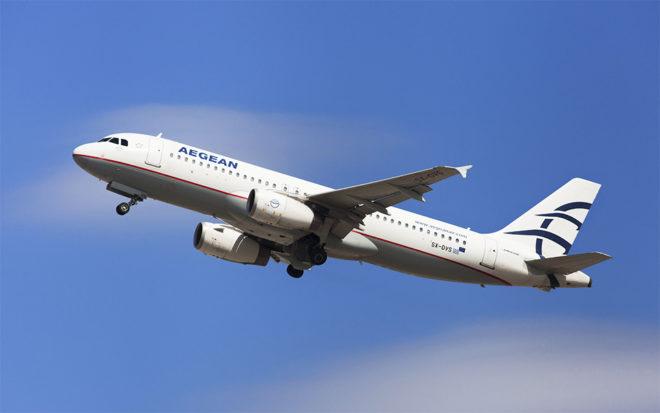 Aegean Airlines – самый крупный авиаперевозчик Греции