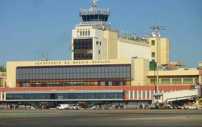 Аэропорт Мадрида Барахас