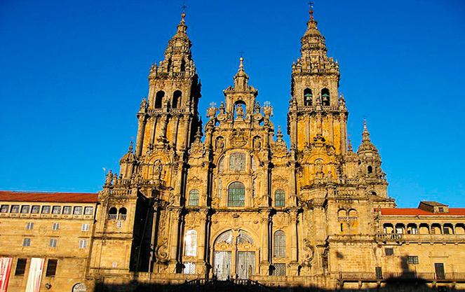 Стиль барокко в испанской архитектуре