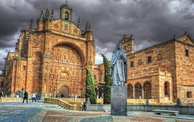 Стиль платереско в архитектуре Испании