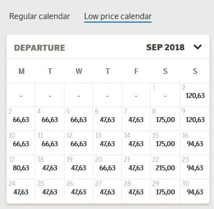 Стоимость авиабилетов из Берлина в Копенгаген