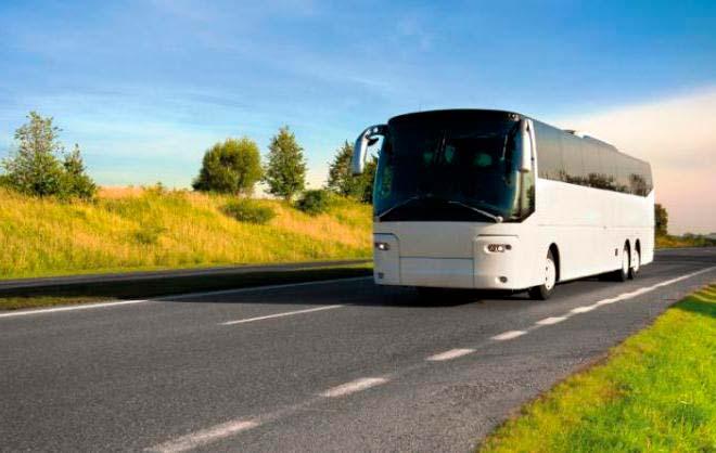 Автобус из Берлина в Прагу