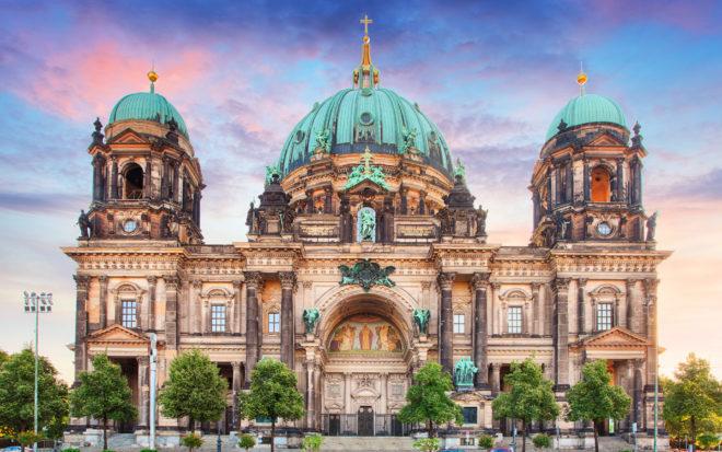 Храмы и соборы Берлина