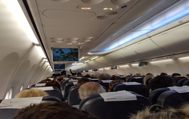 Чешская авиакомпания смартвингс авиапарк