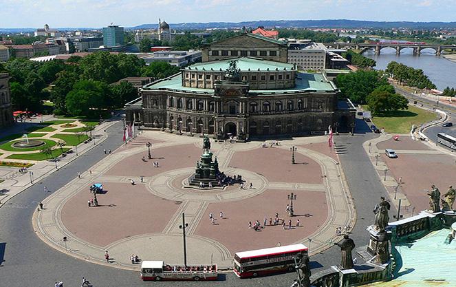 Дрезденский театр