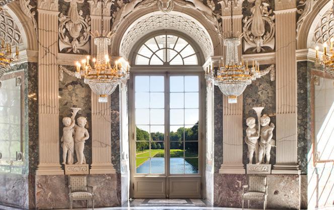 Немецкий дворец Бенрат