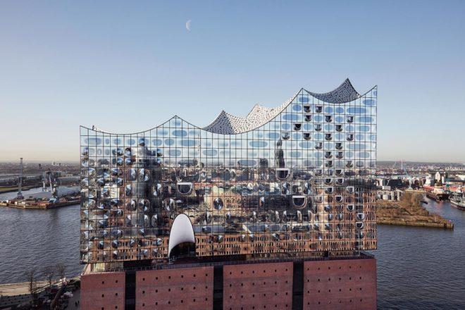 Филармония в Гамбурге