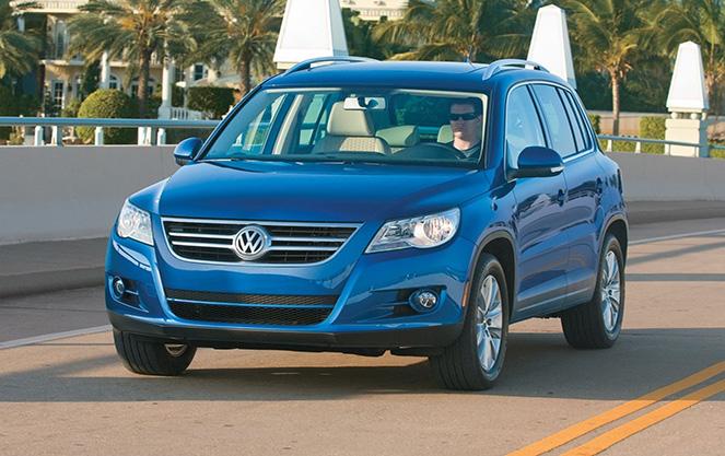 Автомобильные новинки компании Volkswagen