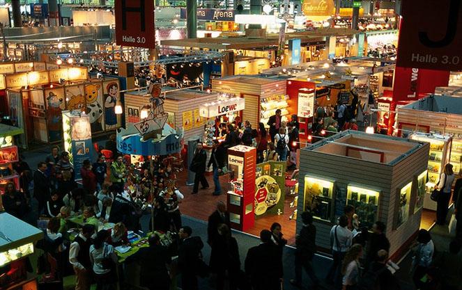 Книжная ярмарка во Франкфурт-на-Майне