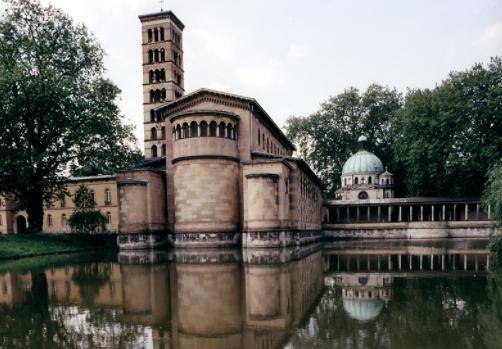 Церковь Дружбы в Потсдаме