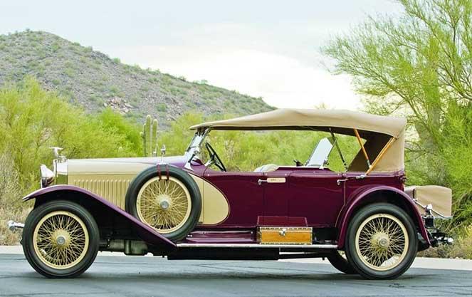 Марка авто Hispano Suiza