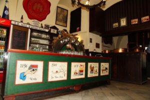 Ресторан-пивоварня U dvou kocek