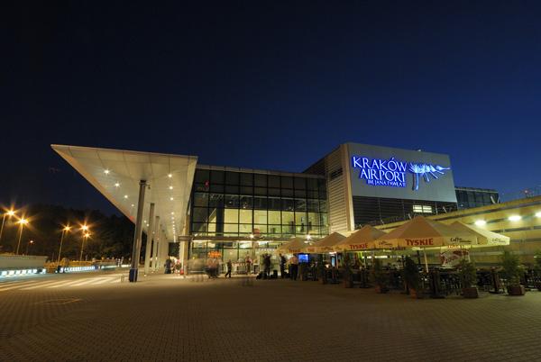 Аэропорт Краков-Балице имени Иоанна Павла II