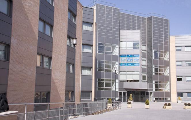 Клиника сан висент в Мадриде