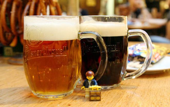 Сорта чешского пива