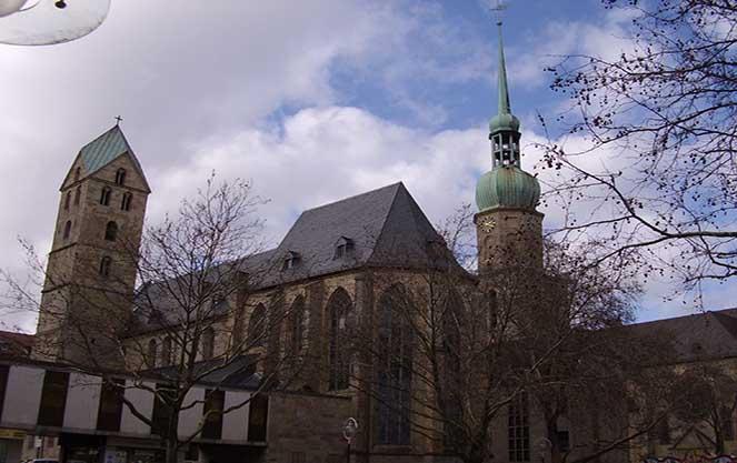 Церковь Мвятой марии