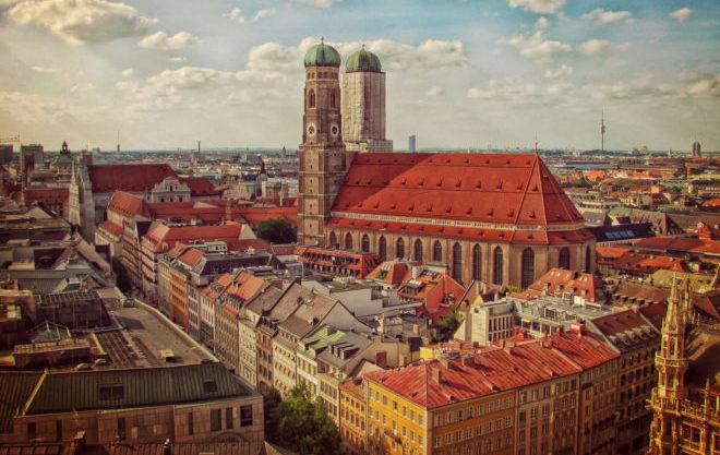 Церковь в Мюнхене