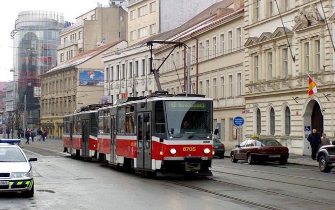Как работает общественный транспорт в Чехии