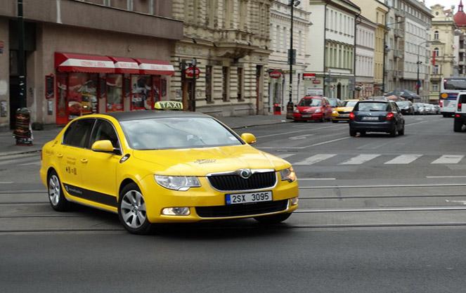Как работает чешское такси