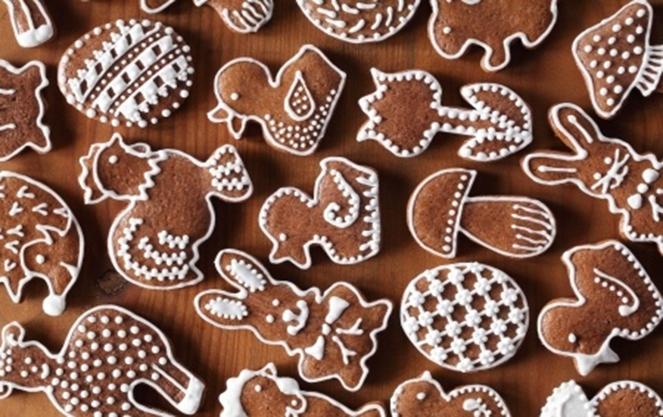 Печенье на Пасху в Германии