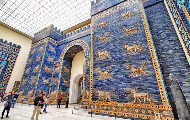 Музей Пергамон в Берлине