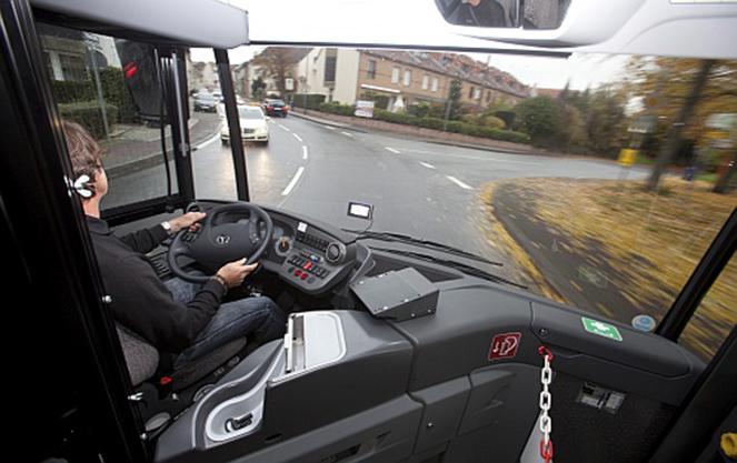 Работа в Чехии водителем