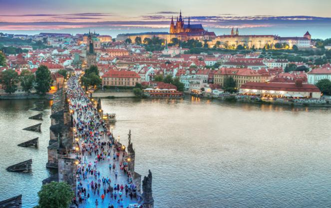 Проживание студентов в Чехии