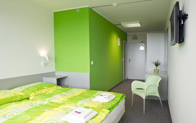 Общежитие в Чехии