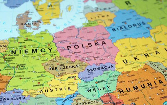 С какими странами граничит Польша
