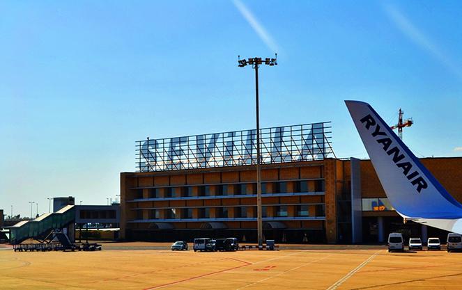Севильский аэропорт