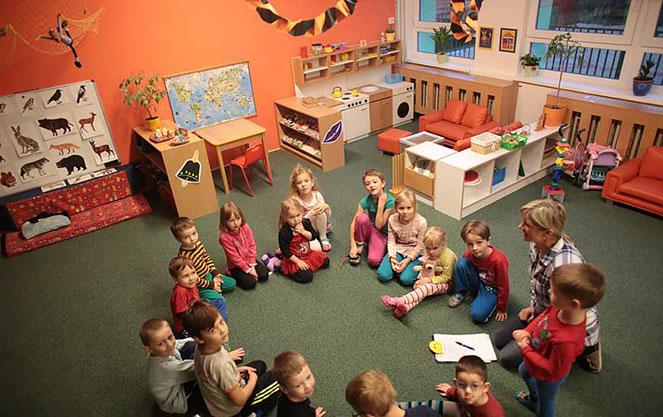 Дошкольное образование в Чехии