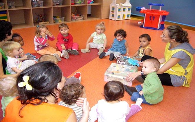 Испанские детские сады