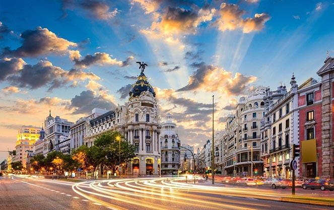 Популярные университеты Мадрида