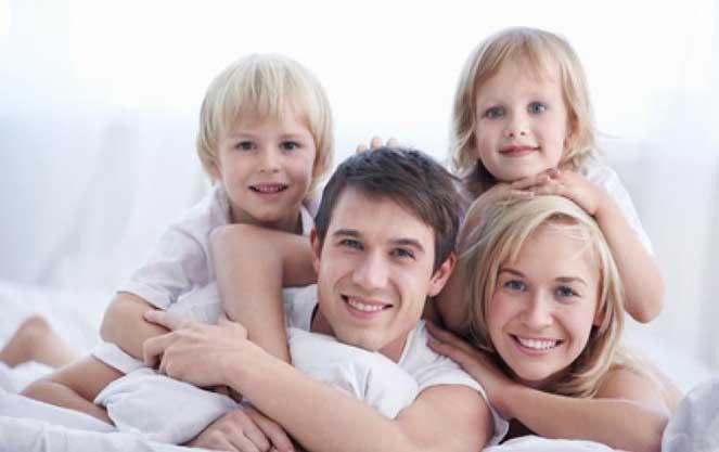 Воссоединение с членами семьи