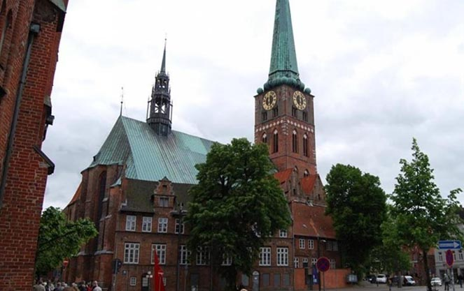 Церковь святого Якоба