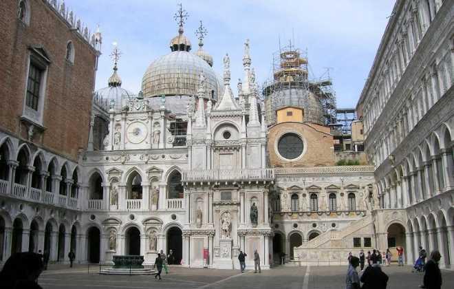 Музей Коррера в Венеции