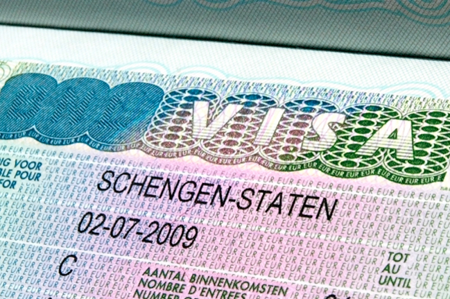 Заполнение и подача анкеты на финскую визу