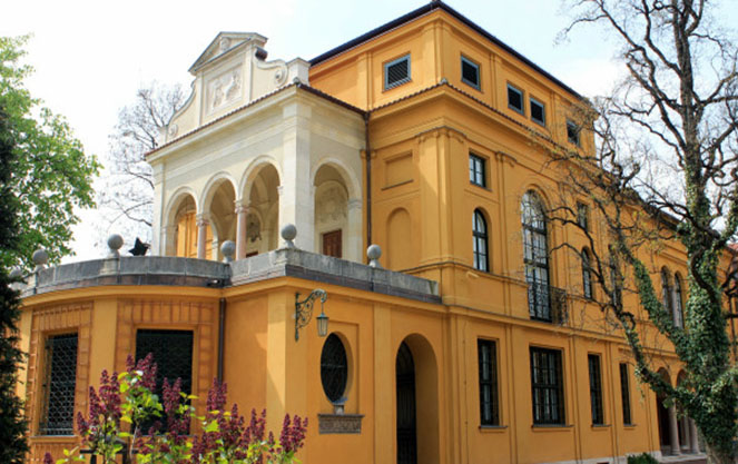Городская галерея в доме Ленбаха