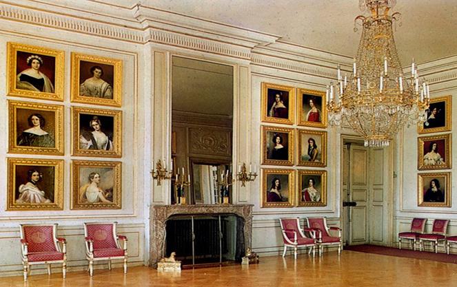 Галерея красавиц Людвига Баварского