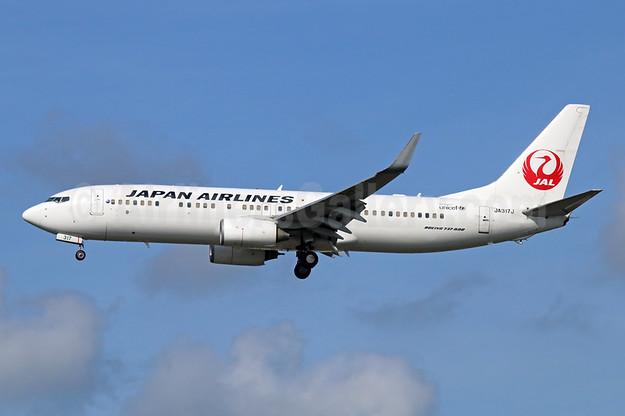 Japan Airlines – одна из крупнейших авиакомпаний Азии