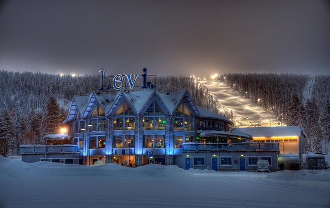 Отдых на горнолыжном курорте финляндии