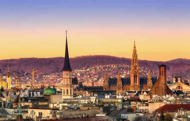 Путешествие Москва-Баден-Баден-Мальорка-Вена