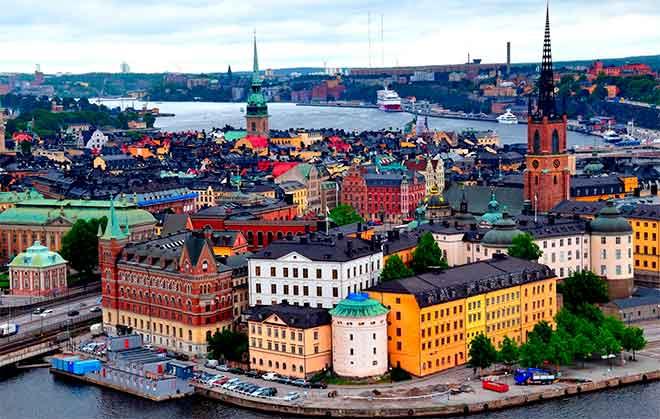 Путешествие из Москвы: Хельсинки-Стокгольм-Осло-Берлин