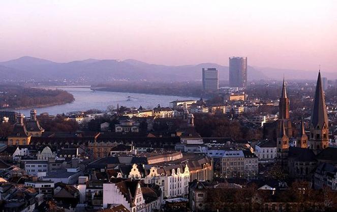 Достопримечательности города Бонн