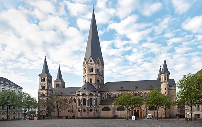 Главный кафедральный собор в Бонне